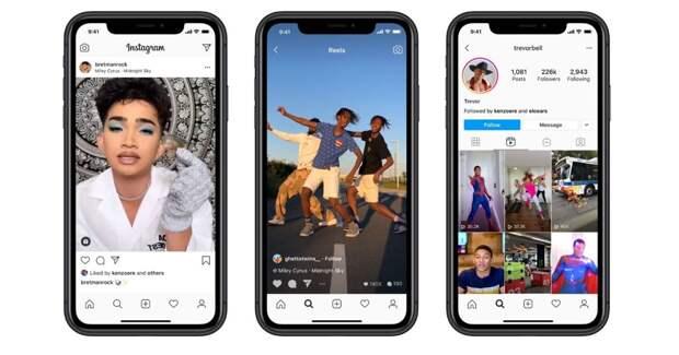 Instagram объявил о глобальном запуске конкурента TikTok