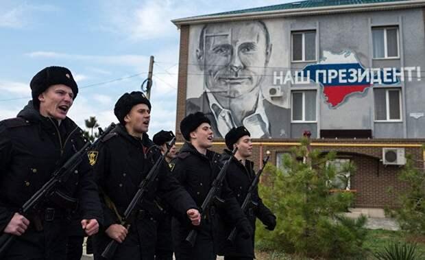День (Украина): США потребовали от РФ не призывать жителей оккупированного Крыма в свою армию