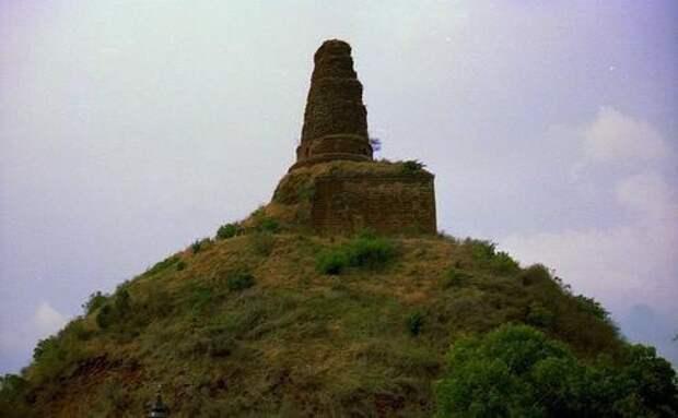 Тайны ланкийского монастыря
