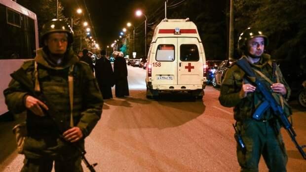 Для Крыма массовое убийство детей в Керчи - это ещё более тяжёлое испытание, чем был блэкаут