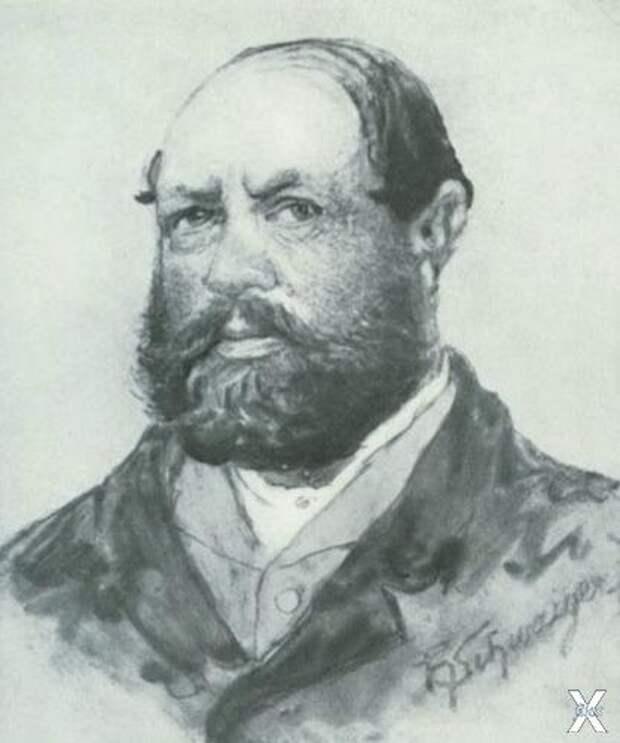 Отец Томаша Гарика Масарика