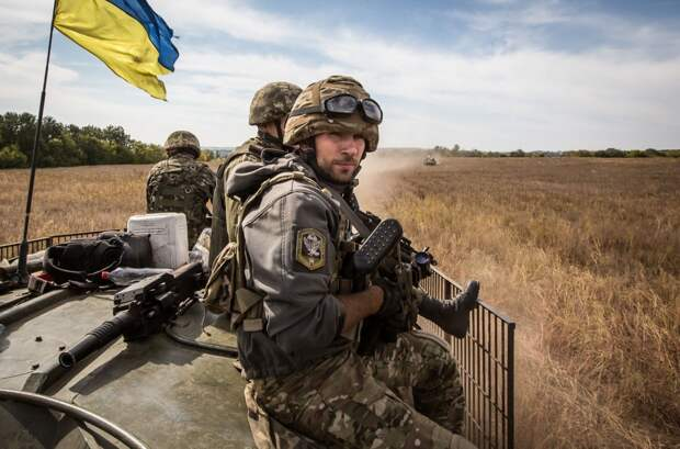 Этого еще не хватало! США втягивают Украину в войну на Ближнем Востоке