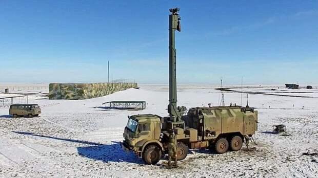 Российская армия получила новейший комплекс разведки