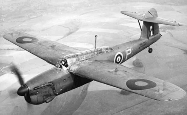 Боевые самолеты: «Barracuda» со второстепенным целями и задачами
