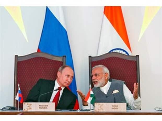 Россия — Индия: партнерство, но не союз