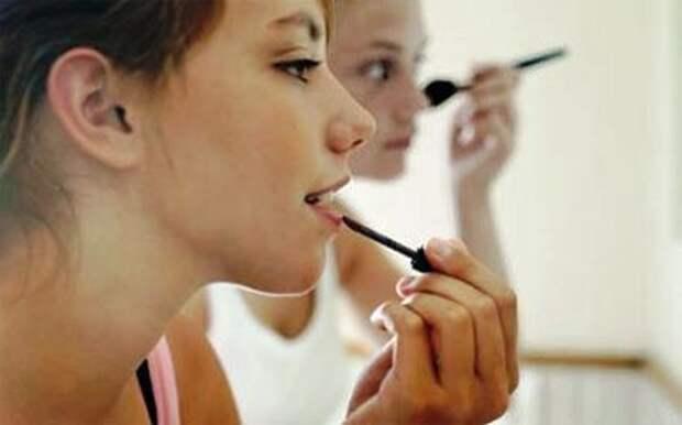 Вредные вещества, входящие в состав косметических средств