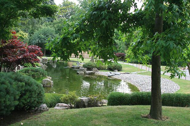 Создаем садик в японском стиле