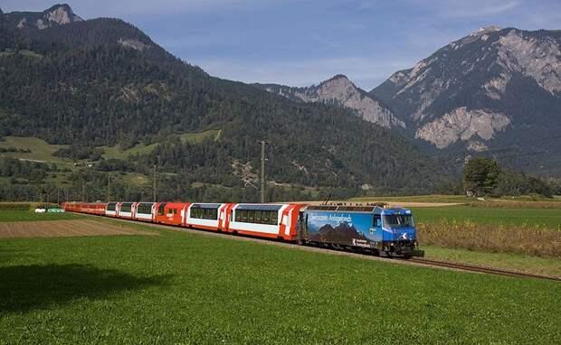 Chbahns69 Топ 5 самых необычных железных дорог Швейцарии