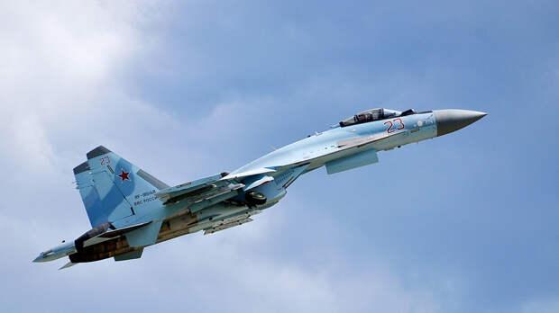 ВКС России получили на вооружение все 50 истребителей Су-35С