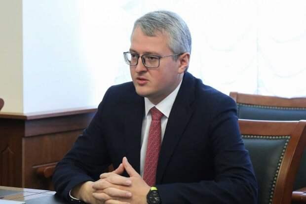 Владимир Солодов. Фото: Federation Council of Russia/via Globallookpress.com/www.globallookpress.com