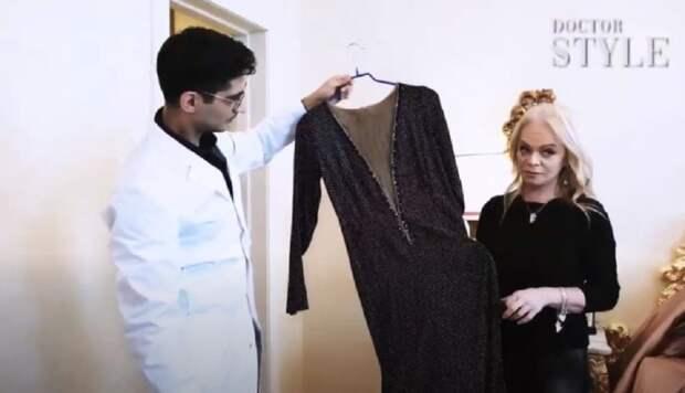 Лариса Долина показала платье, подаренное Юлией Началовой