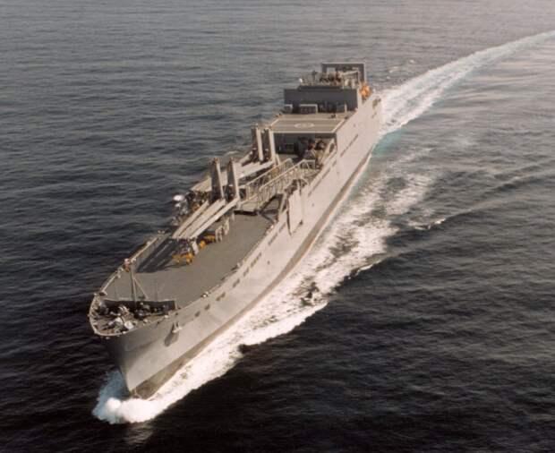 Avia.pro: к берегам Венесуэлы полным ходом идет десантный корабль США