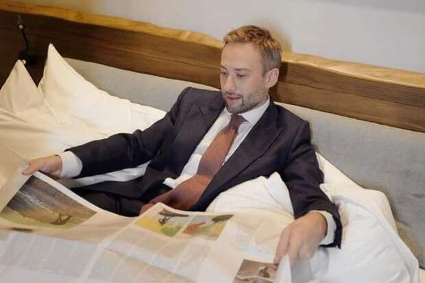 Шепелев получил новую работу на федеральном канале