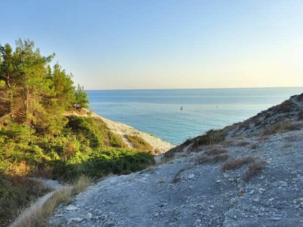 Сосновка - лучший пляж Геленджика
