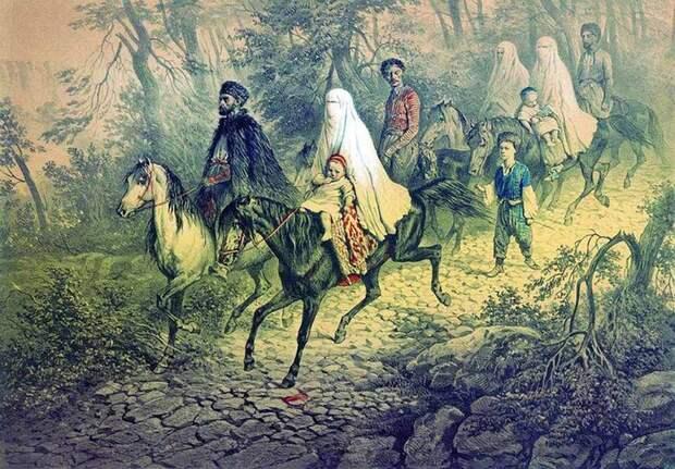 Крымские татары. Этнография