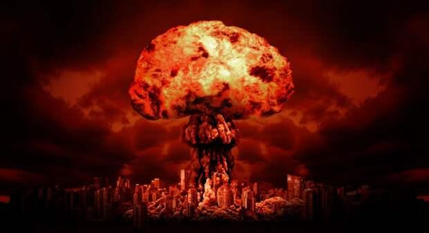 О давних временах, когда на Земле происходили ядерные войны