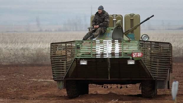 Украина не сможет реализовать «хорватский сценарий»
