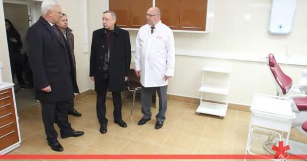 Беглов пообещал электронный медицинский кабинет каждому петербуржцу