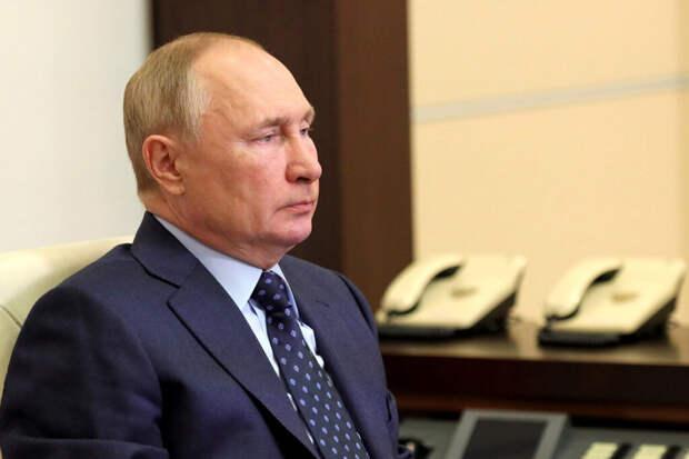 Путин назвал главной угрозой стабильности России низкие доходы россиян