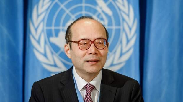 Китай потребовал в ООН привлечь США к ответственности за преступления в Афганистане