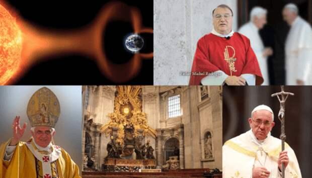 Пророчество канадского священника о двух Папах и наступающем Конце Мира