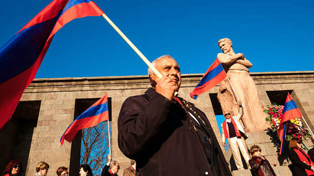Промышленность Армении в период четвёртой индустриальной революции