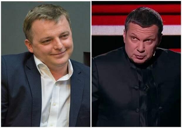 Гордей Белов застал Соловьёва врасплох вопросом о Путине