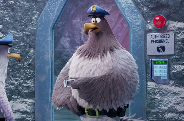 «Angry Birds 2 в кино»: Орел и свинка