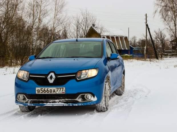 Тест Renault Logan: логанизируй это