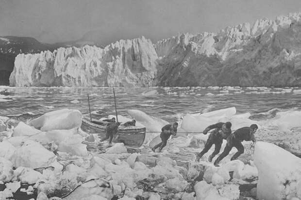 Новое открытие под льдами Антарктиды