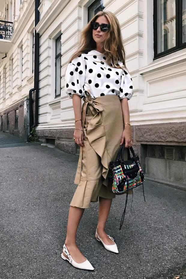 Блузки, на которые модницам стоит обратить внимание в 2021