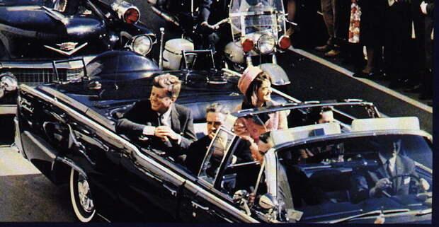И Кеннеди тоже? Американские СМИ намекают на «русский след» в убийстве президента США