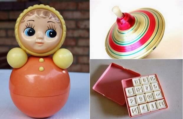 Советские игрушки, любимые целыми поколениями