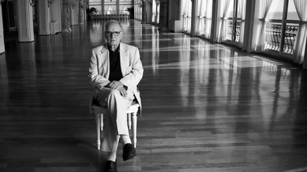 Скончался итальянский композитор Эннио Морриконе