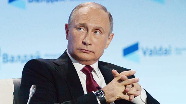 Валдайская речь Путина: назвать вещи своими именами