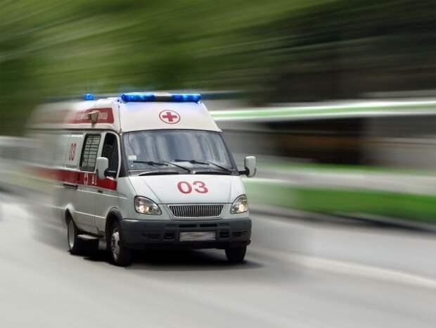 ДТП в Крыму: грузовик налетел на «легковушку»