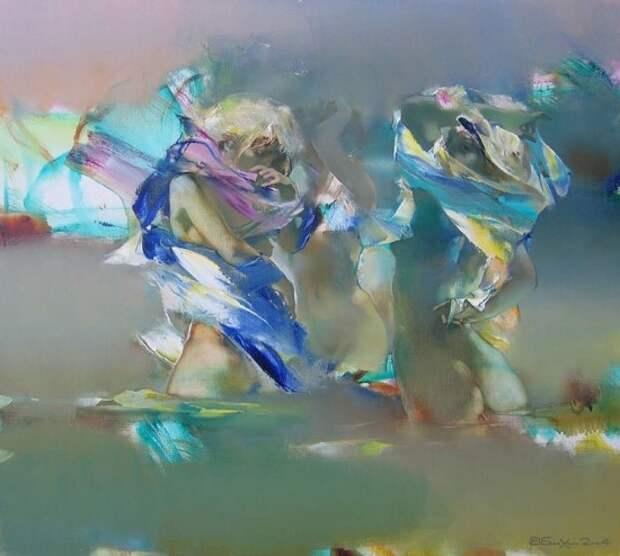 художник Валерий Блохин картины – 07