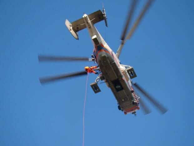 Небесный десант: спасатели МАЦ будут участвовать в тушении пожаров
