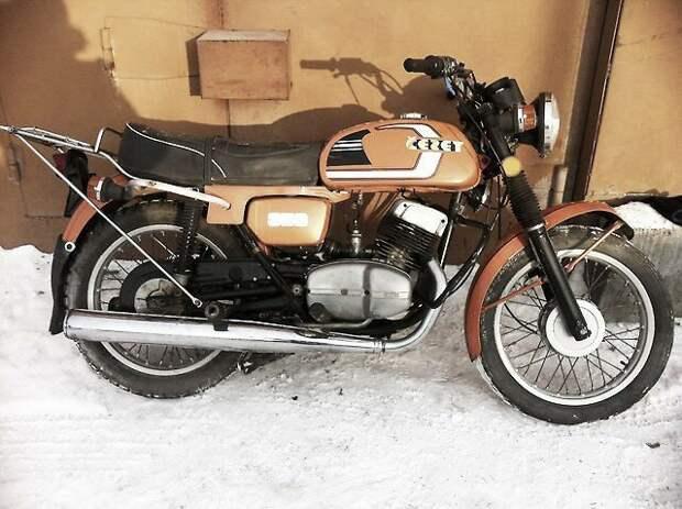 """Мотоцикл""""Cezet"""" СССР, мопеды, мотоциклы, ностальгия"""