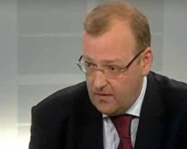 Замглавы Минэнерго РФ Тихонову предъявлено обвинение