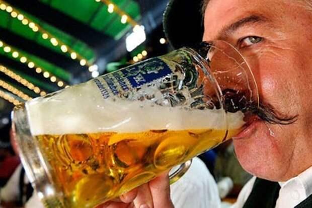 Как правильно пить пиво. Распитие пива