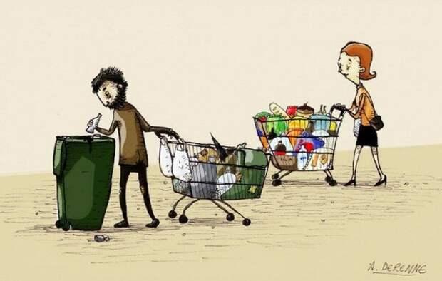 Правдивые карикатуры о нашей жизни