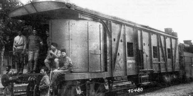 Азербайджанская история: как русские поезда сквозь бандитов прорывались