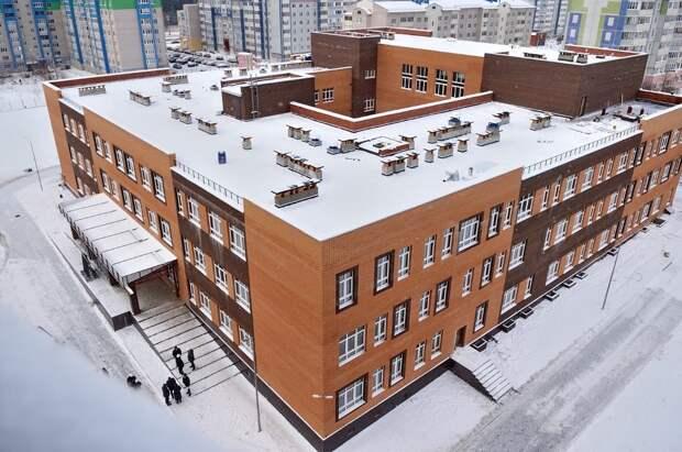 Школу на улице Ильфата Закирова в Ижевске достроят к Новому году