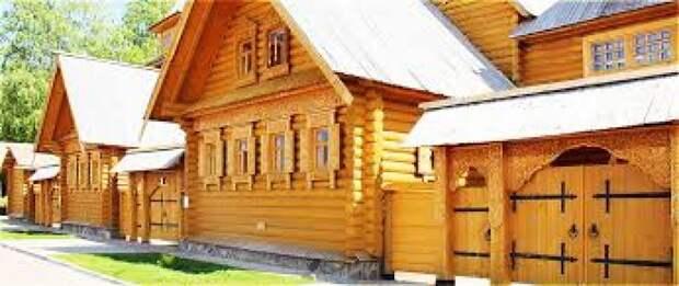 Сажени: золотое сечение в потрясающей архитектуре прошлого