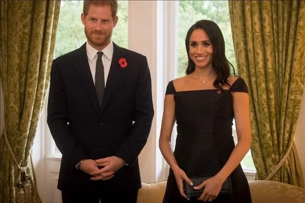 Принц Гарри с женой получили награду за отказ от третьего ребенка
