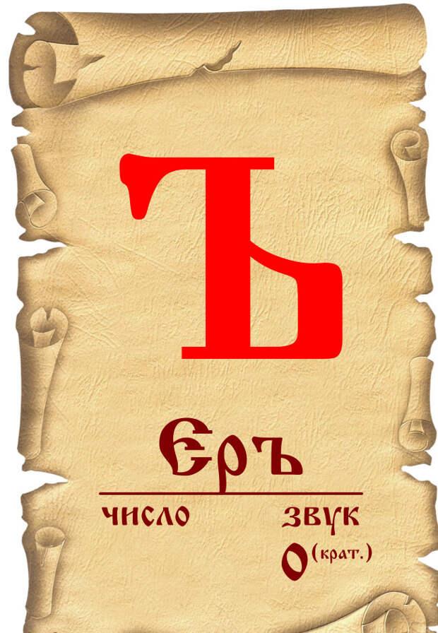 Почему Ленин убрал букву Ъ в конце слов?