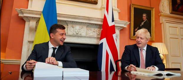 Равнение на Лондон. Как Германия и Франция перестали быть «друзьями Украины»