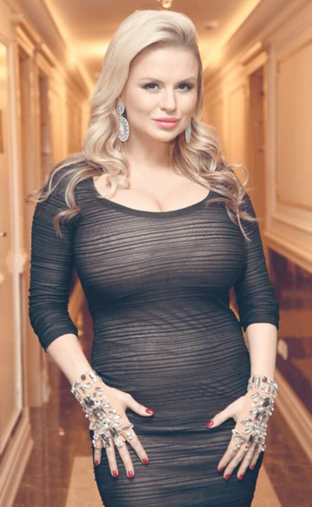 Желанная пышка России – Анна Семенович