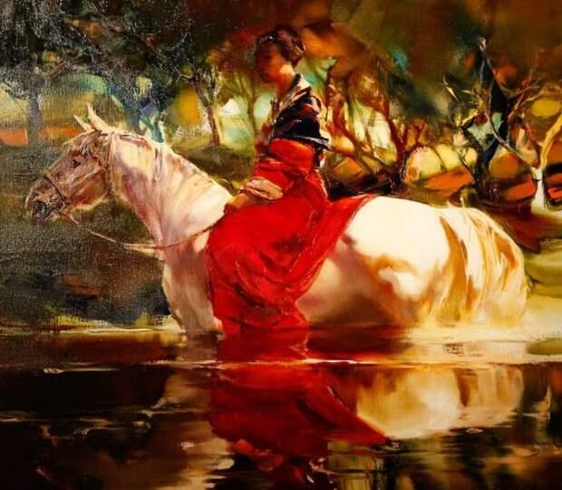 художник Валерий Блохин картины – 23